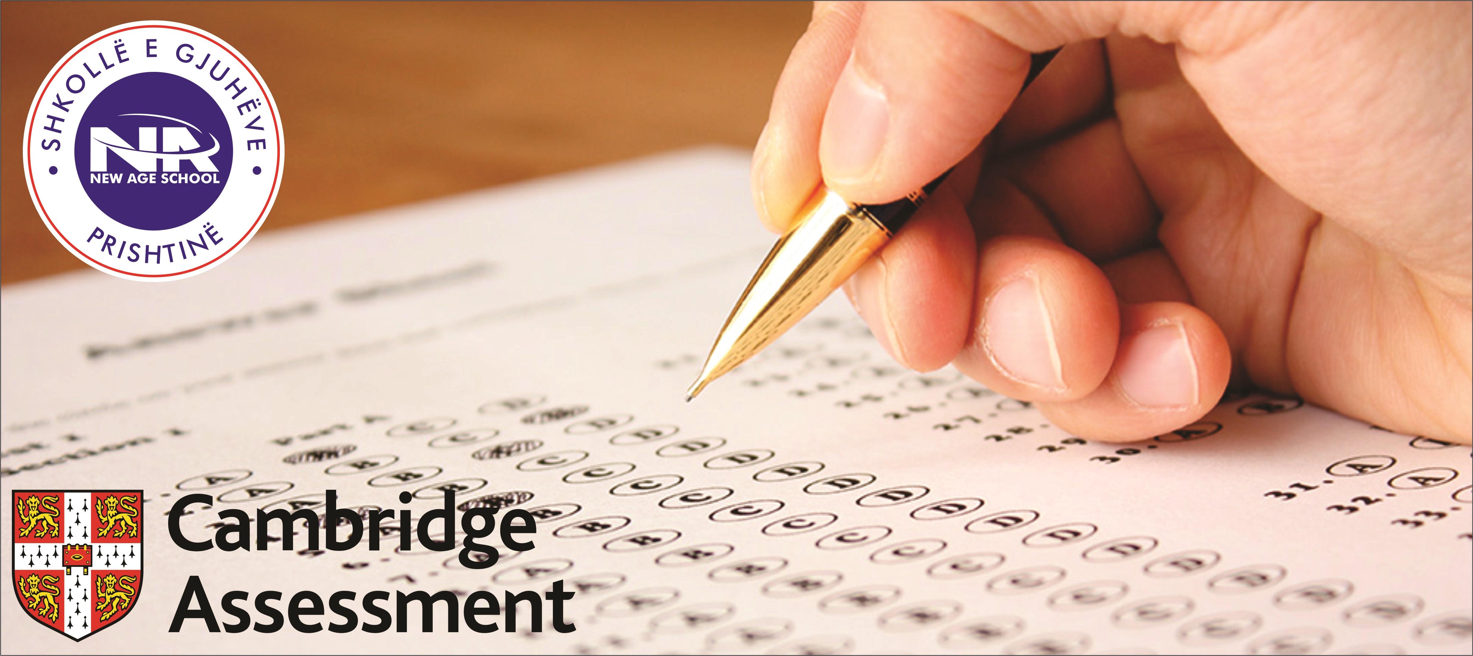 Cambridge Examination – prep and certification
