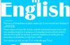 Communicate in English!
